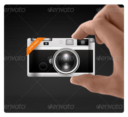 摄影师名片设计