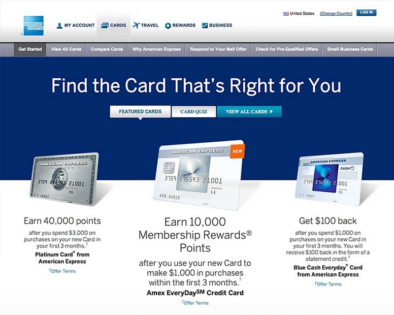 amex-page
