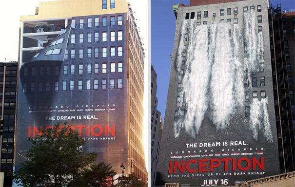 Inception:大型壁画电影Inception