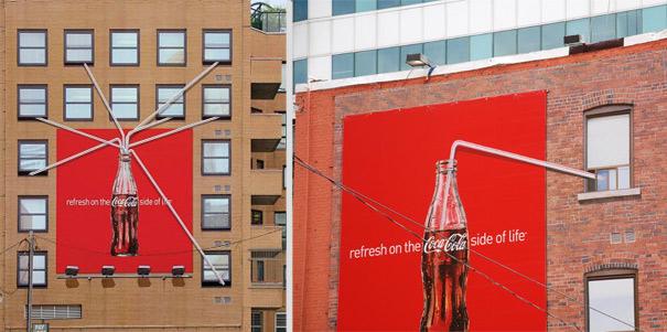 可口可乐:刷新在身边的生活