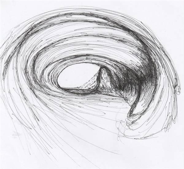 靠一根线来证明你的脑洞比黑洞还大