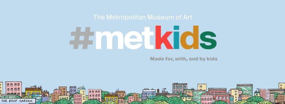 你还没换Logo?连纽约大都会博物馆都换Logo了