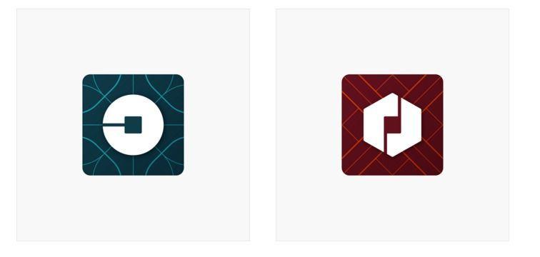 Uber更新了一个貌似铜钱的logo,不止想做你的司机了