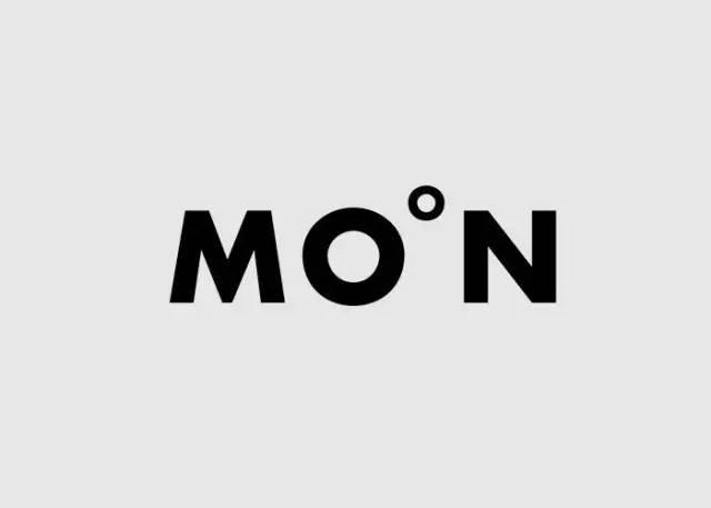 一组创意爆表的字体logo设计