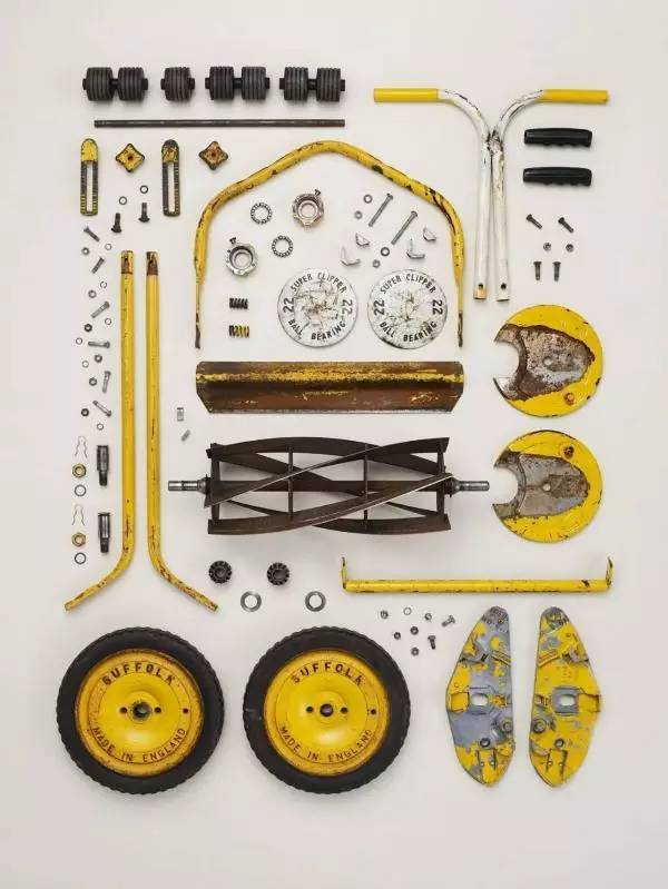 结构设计—将电器拆开