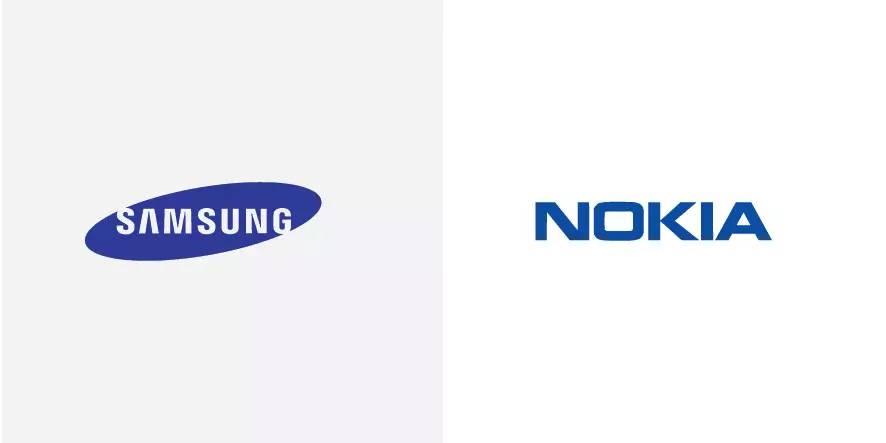 这些知名的全球竞争品牌互换Logo配色之后……