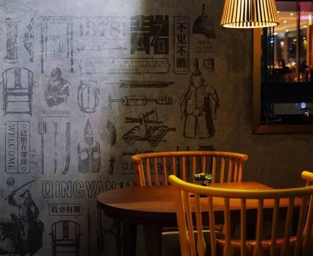 餐饮品牌视觉怎么能少了情怀和时代感?