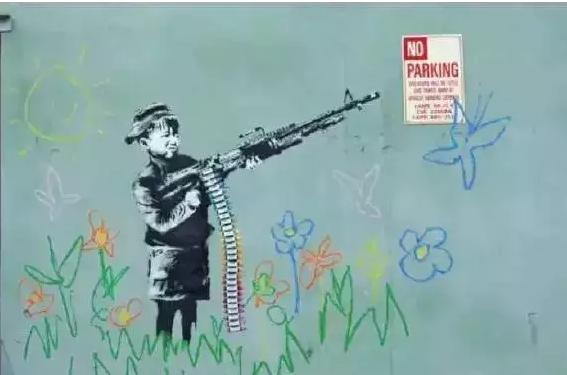 这位登上《时代》杂志封面街头艺术家的作品身价百万,却没有人见过他的真容?!36