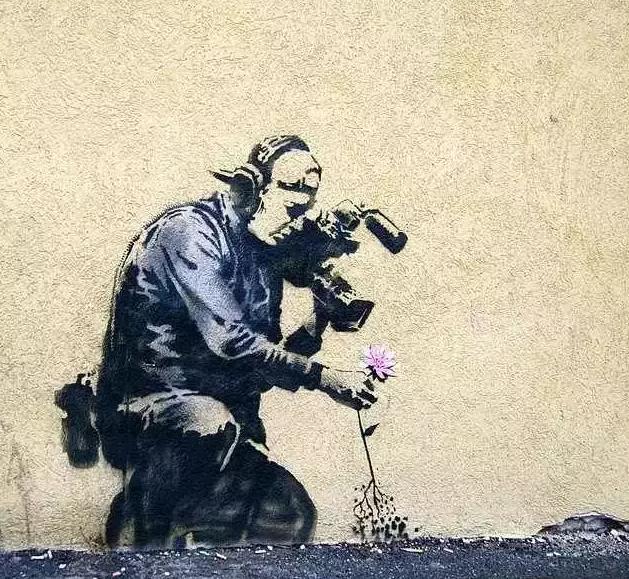 这位登上《时代》杂志封面街头艺术家的作品身价百万,却没有人见过他的真容?!7