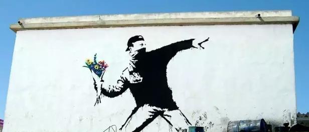 这位登上《时代》杂志封面街头艺术家的作品身价百万,却没有人见过他的真容?!8