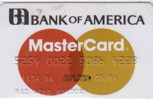 世界知名信用卡万事达卡(MasterCard)更换全新极简风格logo设计