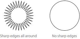 互联网 饿了么 科比代言 圆角logo设计