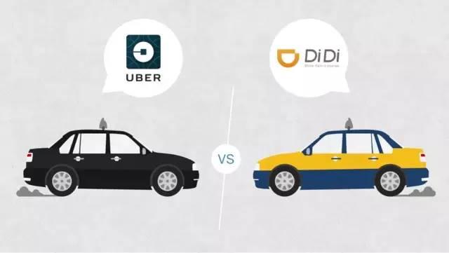 互联网行业的这些标志性的品牌竟然都默默地合并了,这次竟然是uber和滴滴!