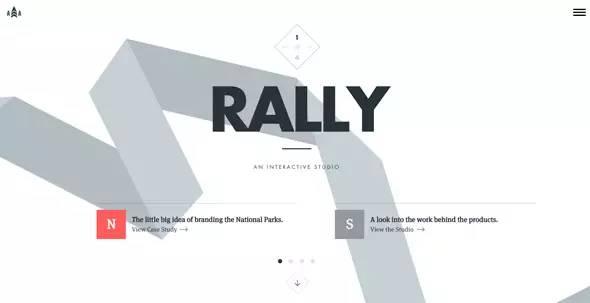全球极具创意的20个网页设计案例分享