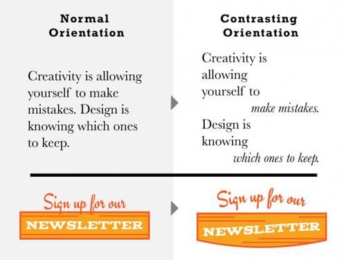 屡用不爽的设计大法之—通过对让你的设计