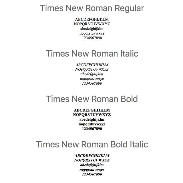 从中西方字体的异同来看看字体logo设计