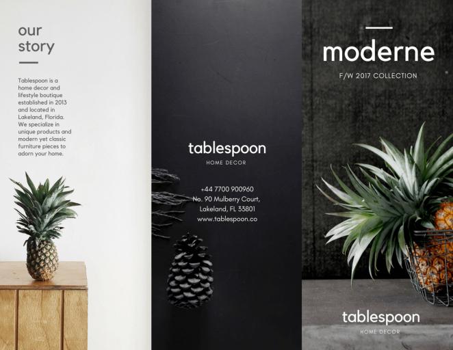 平面设计小技巧分享之如何设计一款优秀的宣传册13