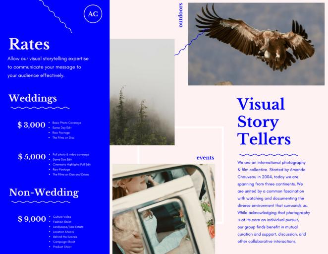 平面设计小技巧分享之如何设计一款优秀的宣传册21