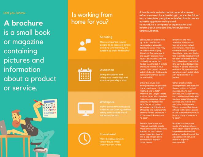 平面设计小技巧分享之如何设计一款优秀的宣传册22