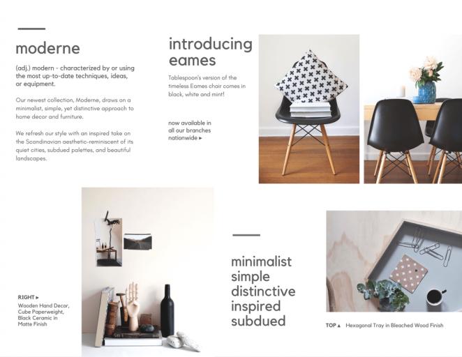 平面设计小技巧分享之如何设计一款优秀的宣传册6