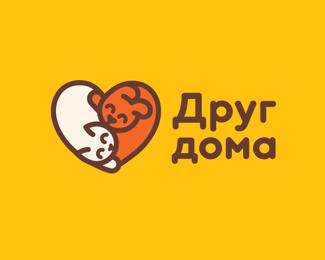 创意动物logo设计