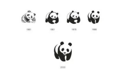 当大熊猫不在濒危,如何做一款有意义的公益LOGO!