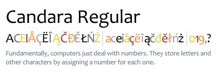23个适合logo设计的常用英文字体
