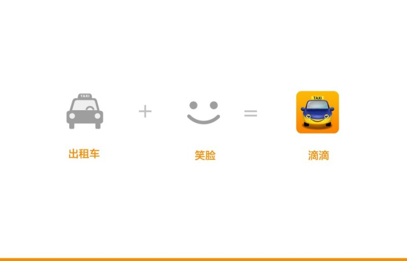 移动互联网交通公司logo的发展案例:滴滴打车logo的演变