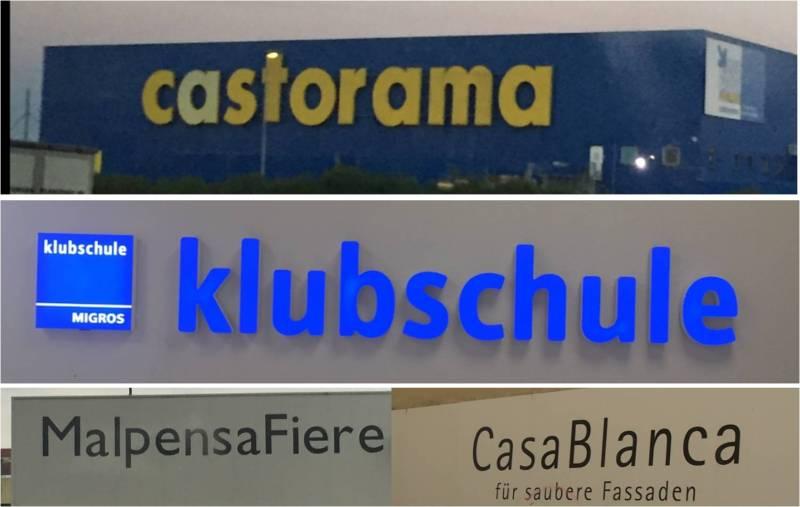街头的英文logo设计——看一看欧洲国家的字母标志