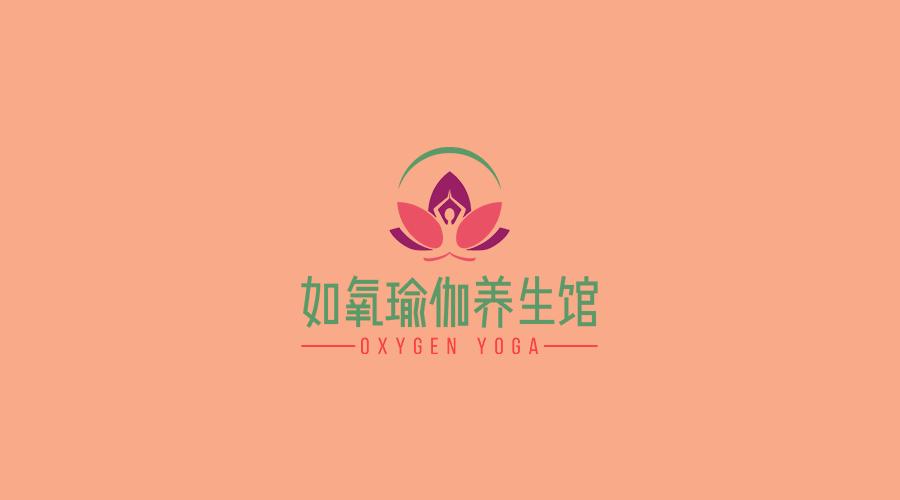 健康养生类logo