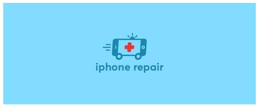 将救护车的车身换成手机的屏幕,就可以构成一个手机维修品牌的LOGO,绝对是一个能够让人眼前一亮,且辨识度极高的品牌LOGO。