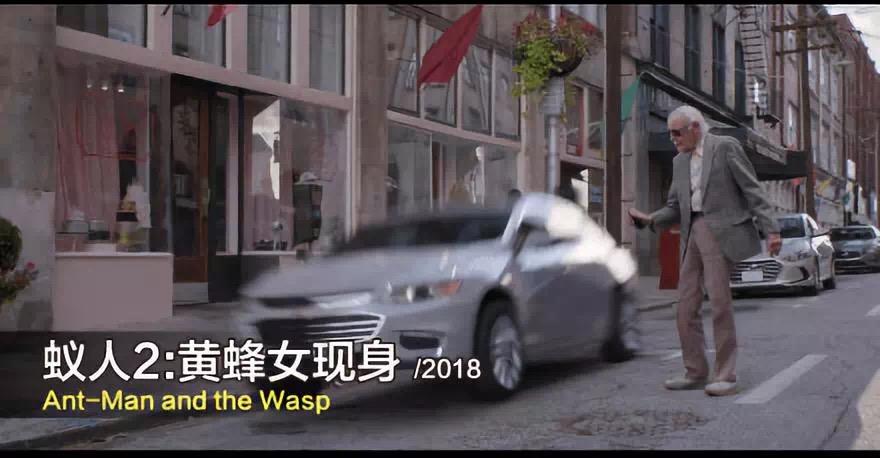 博文配图(斯坦·李 vs 漫威)