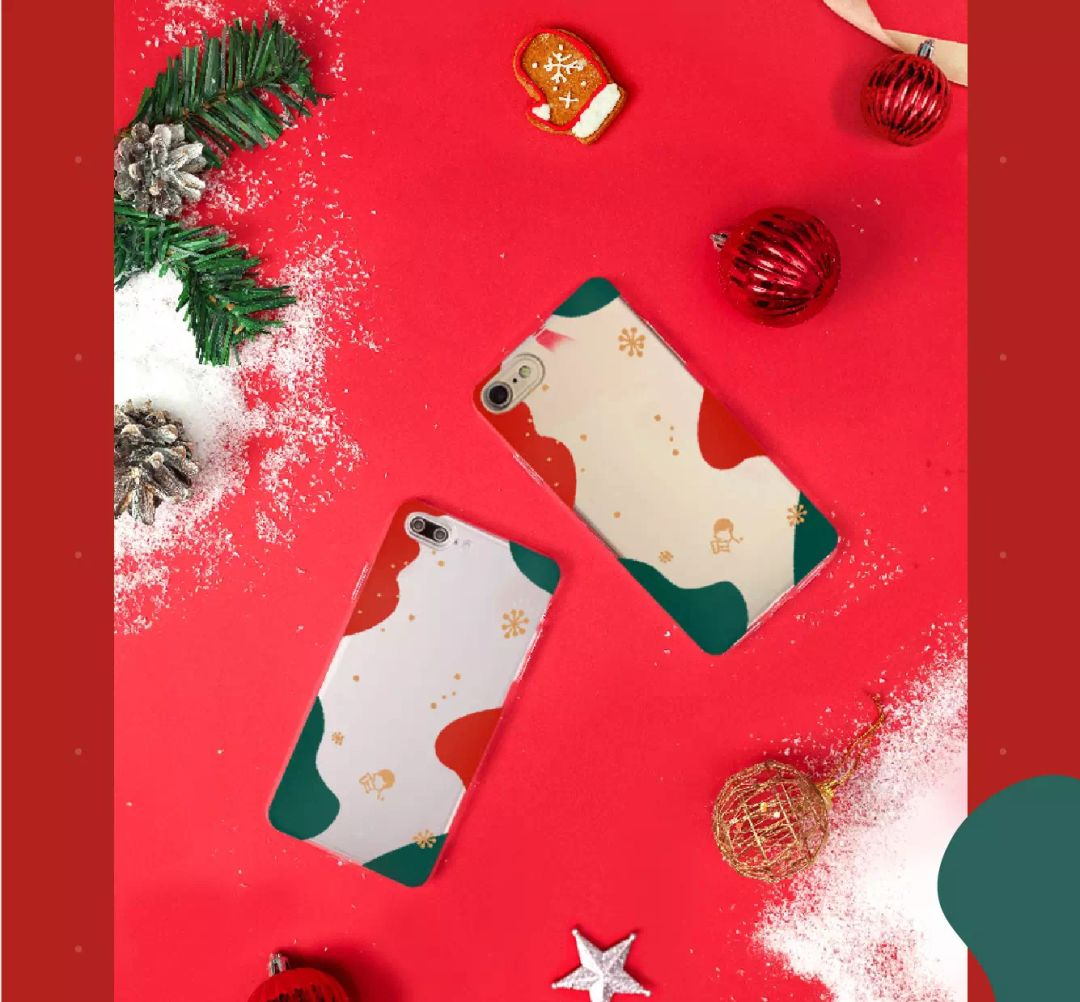 圣诞产品设计博文配图