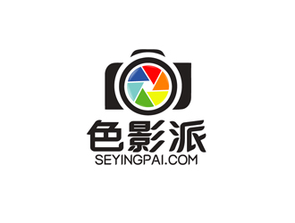十款各有特色的相机摄影logo,来自123标志网!