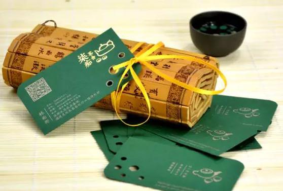 中文名片设计欣赏博文配图