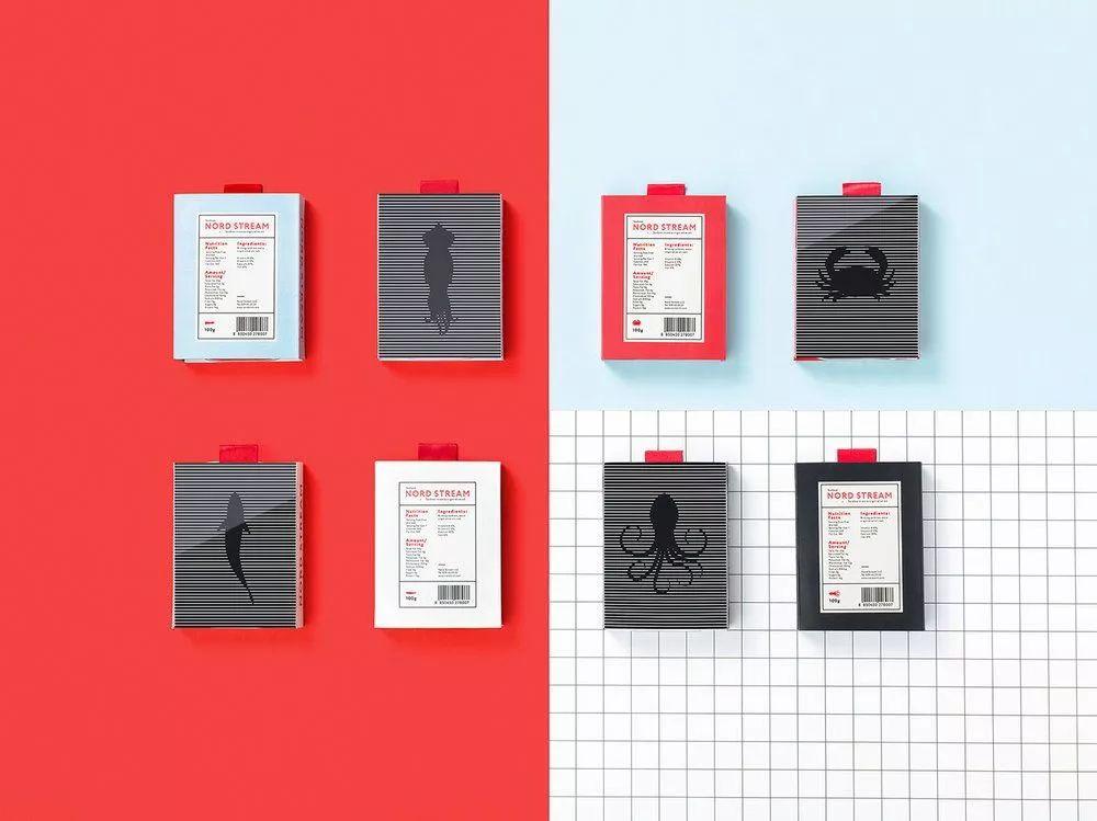 海鲜包装设计博文配图