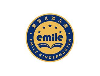 幼儿园logo设计案例分享-123标志原创