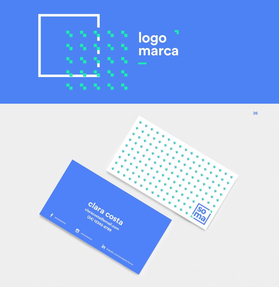 Logo配套名片设计案例欣赏