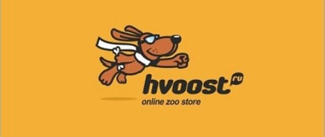 26款动物卡通LOGO设计欣赏-和狗相关的LOGO设计