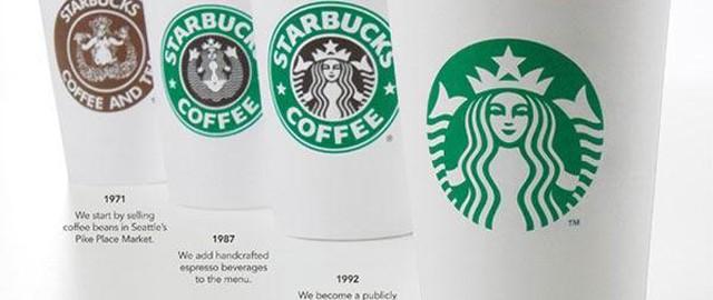 星巴克,李宁等企业logo设计的更新与公司发展