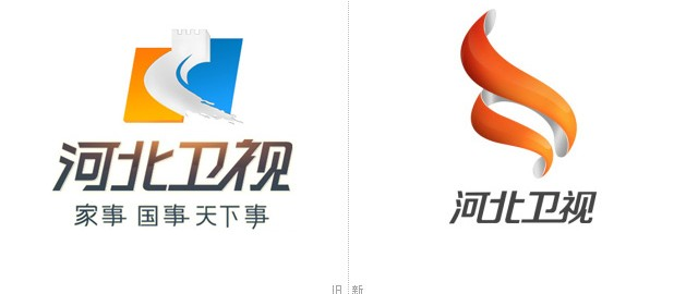 河北卫视logo革新