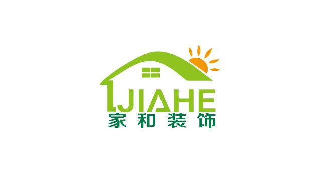 家和装饰标志标志设计