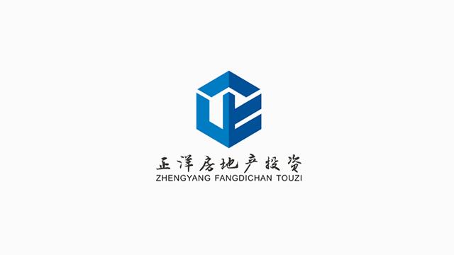 东莞市正洋房地产投资有限公司标志设计欣赏