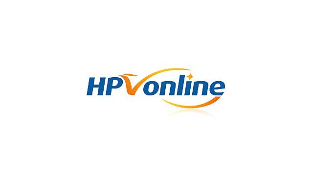 HPV online LOGO/标志设计