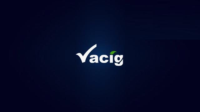VACIG英文标志设计