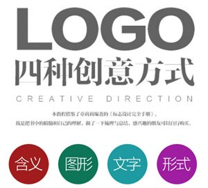 LOGO设计的四种创意途径(开启你的想象力!)