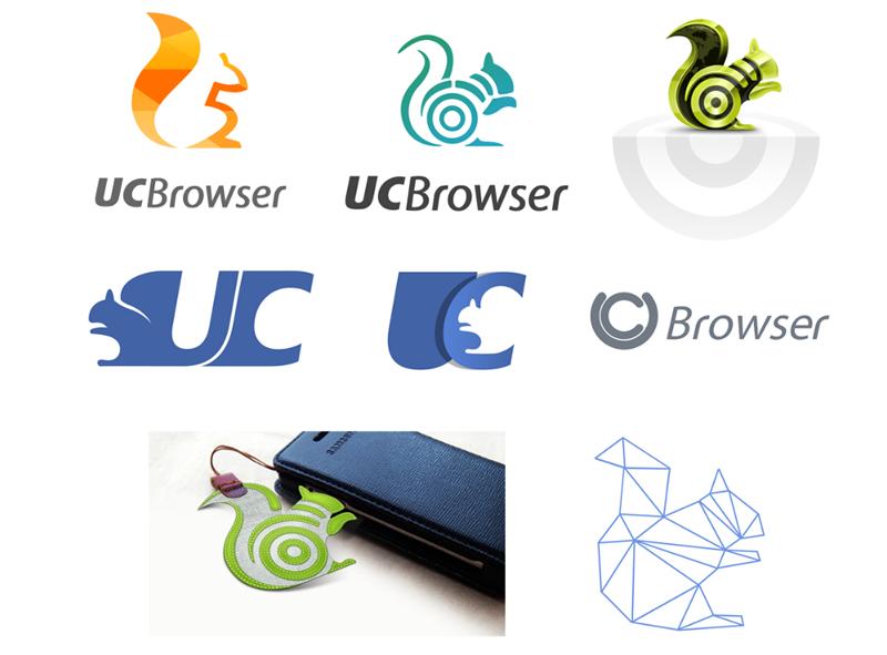 uc浏览器logo设计经验分享