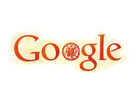 谷歌涂鸦(google doodle)的20大经典LOGO