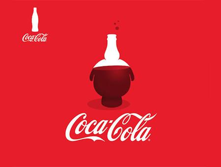 当可口可乐,宜家,FIFA这些世界著名品牌的logo说实话。。。(信息图)