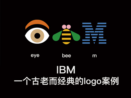 IBM logo的前世今生(经典logo案例)